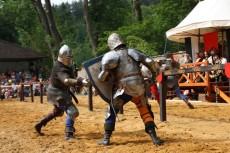 Baštýři na bitvě Libušín