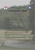 Letní dětský tábor Blažkov