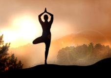 čtvrteční jóga Večernice