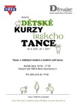 Dětský kurz irského tance!