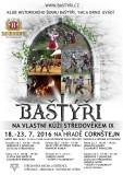 NA VLASTNÍ KŮŽI STŘEDOVĚKEM IX. s Baštýři!