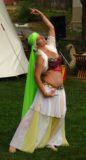 Břišní tance pro maminky s dětmi