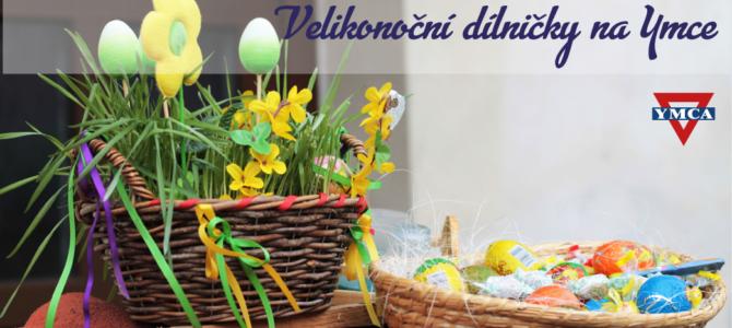 Velikonoční dílničky na Ymce!