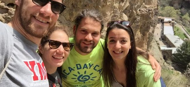 ESG LEADERSHIP TRAINING AND SEMINAR v Arménii!