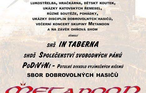 Růže a meč aneb šermířská show v Hostěrádkách – Rešov