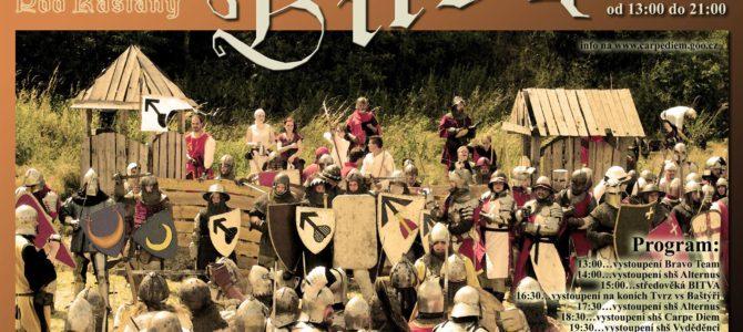 Středověký den a bitva Modřice 2017