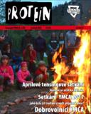 Nový Protein, časopis YMCA v ČR,  2/2017