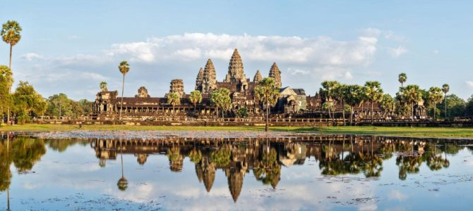 VolunTour: Zvyšte čistotu Kambodže