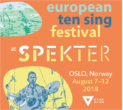 EUROPEAN TEN SING FESTIVAL 2018