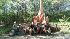 Svišti v Dinoparku