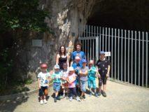 Svišti v Sloupsko-šošůvských jeskyních