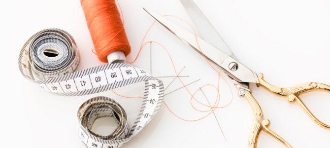 Letní kurzy šití pro začátečníky