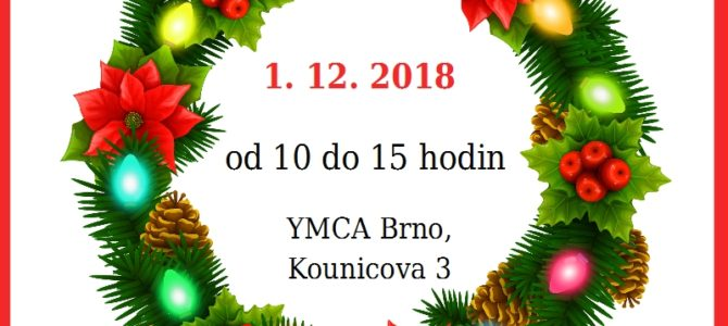 Vánoční dílničky YMCA Brno